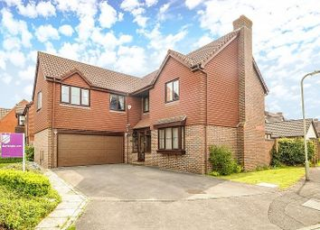 Thumbnail 5 bedroom detached house for sale in Rose Avenue, Abingdon