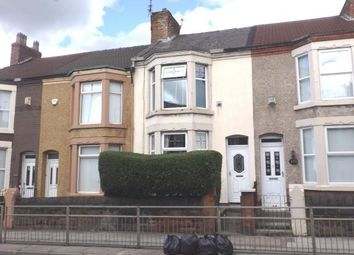 Thumbnail 3 bedroom terraced house for sale in Hawthorne Road, Bootle, Liverpool, Merseyside