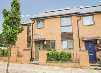 Thumbnail 3 bed terraced house for sale in Saxon Lane, Upton, Northampton