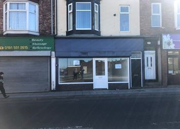 Thumbnail Retail premises to let in Ground Floor 223 Hylton Road, Sunderland