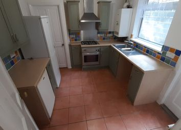 Thumbnail 2 bed duplex to rent in Napier Road, Luton