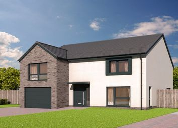 Thumbnail 4 bed detached house for sale in Devongrange, Sauchie, Alloa