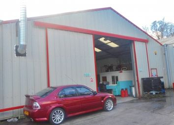 Thumbnail Warehouse to let in Unit V, Court Works Industrial Estate, Madeley, Shropshire