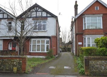 Thumbnail 1 bed flat to rent in St Michaels Road, Worthing