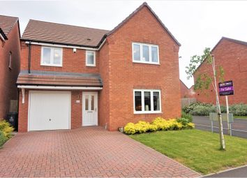 Thumbnail 4 bed detached house for sale in Green Lane, Walsall