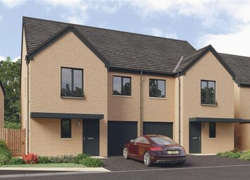 "Thumbnail 4 bed semi-detached house for sale in ""Blair Semi"" at Old Dalkeith Road, Edinburgh"