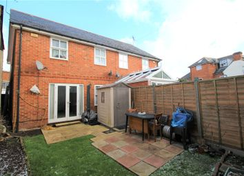 Thumbnail 3 bed semi-detached house for sale in Beechnut Road, Aldershot, Hampshire