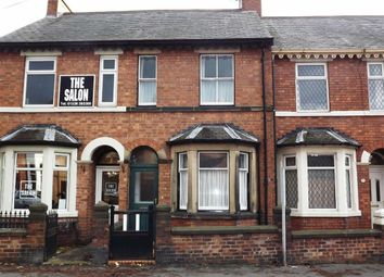 Thumbnail 2 bed terraced house to rent in Westwood Road, Leek