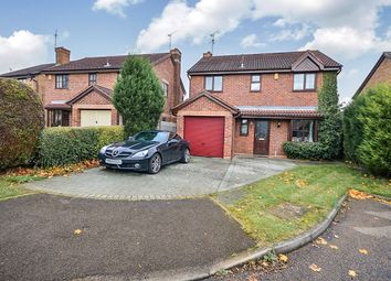 Thumbnail 4 bed detached house for sale in Woodhall Close, Kirkby-In-Ashfield, Nottingham