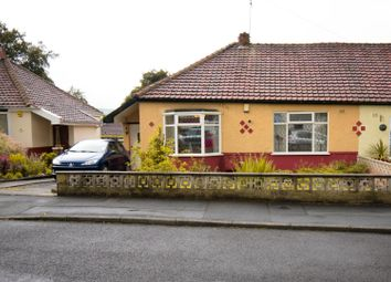 Thumbnail 2 bed semi-detached bungalow for sale in Wiltshire Avenue, Padiham, Burnley