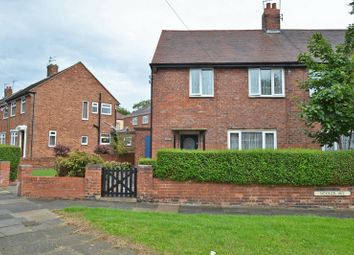 Thumbnail 3 bed semi-detached house for sale in Wooler Avenue, North Shields