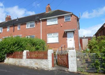 Thumbnail 3 bed semi-detached house for sale in Rowley Avenue, Chesterton, Newcastle