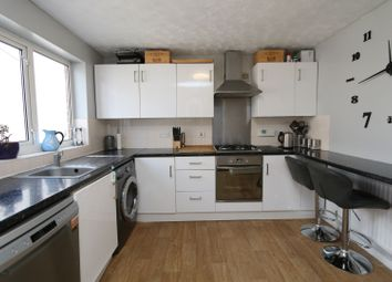 Thumbnail 3 bed end terrace house to rent in Broomfield Road, Swanscombe