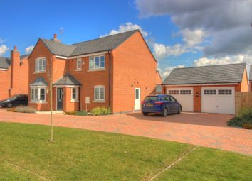 Thumbnail 4 bed detached house for sale in Star Cottages, Private Road, Stoney Stanton, Leicester