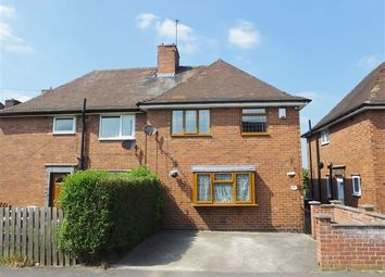 Thumbnail 3 bed semi-detached house for sale in Woodhouse Avenue, Beighton, Sheffield