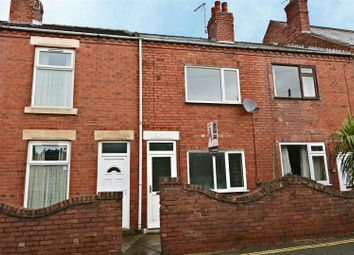 Thumbnail 2 bed terraced house for sale in Church Street, Clowne, Chesterfield, Derbyshire