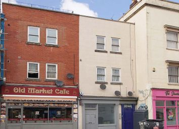 Thumbnail 1 bed flat for sale in West Street, Bristol