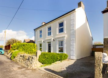 Thumbnail 4 bed detached house for sale in Penhale Road, Carnhell Green, Camborne