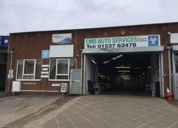 Thumbnail Parking/garage for sale in Unit 5B, Redditch