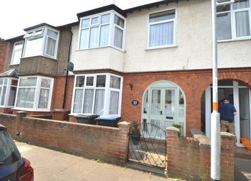 Thumbnail 3 bed terraced house to rent in Barry Road, Northampton