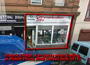 Thumbnail Commercial property for sale in 5, Wallace Street, Galston, East Ayrshire KA48Hp