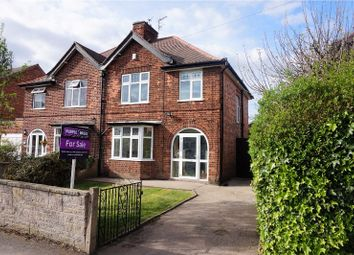 Thumbnail 3 bed semi-detached house for sale in Sutton Passeys Crescent, Nottingham