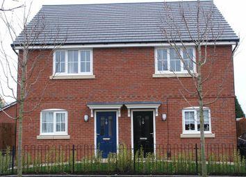 Thumbnail 3 bed semi-detached house for sale in Chislehurst Pl, Bradford