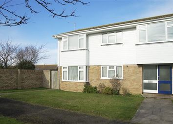 Thumbnail 2 bed flat for sale in Foxwarren Close, West Wittering, Chichester