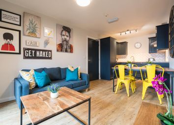 Thumbnail 3 bed flat to rent in Byron Lofts, Byron Street, Newcastle Upon Tyne