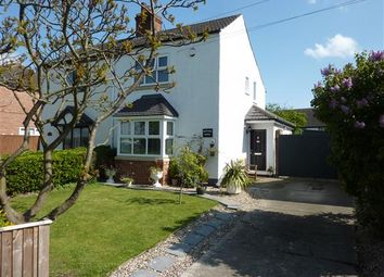 Thumbnail 2 bed semi-detached house for sale in Rutland House, Holton Road, Tetney, Grimsby
