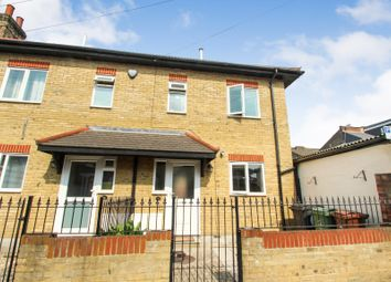 Thumbnail 3 bed detached house to rent in Southwest Road, Leytonstone, London