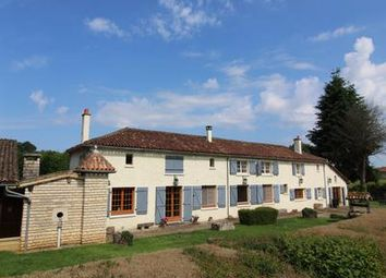 Thumbnail 5 bed property for sale in Genouille, Vienne, France