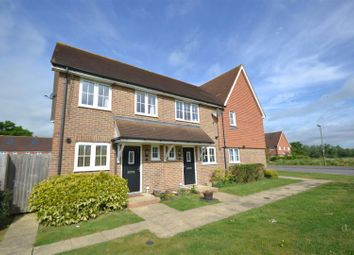 Thumbnail 2 bed end terrace house to rent in Field Bank, Horley