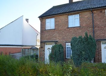 Thumbnail 2 bed end terrace house to rent in Hayling Road, Watford