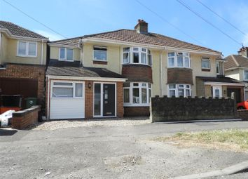 Thumbnail 3 bed semi-detached house for sale in Headlands Grove, Swindon