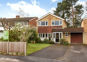 Thumbnail 3 bed link-detached house for sale in Westbury Close, Crowthorne, Berkshire