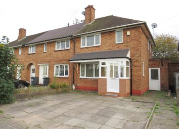 2 bed end terrace house for sale in Hurst Lane, Shard End, Birmingham B34