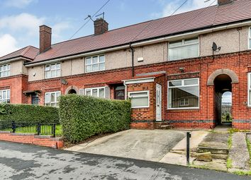Thumbnail 3 bed terraced house for sale in Arbourthorne Road, Sheffield