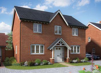 """Thumbnail 4 bed detached house for sale in """"The Chestnut"""" at Headcorn Road, Staplehurst, Tonbridge"""