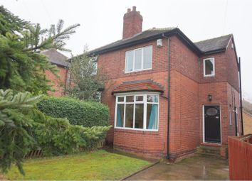 Thumbnail 3 bed semi-detached house for sale in Lansdowne Avenue, Castleford