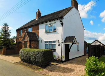 Thumbnail 2 bed cottage for sale in Kings Road, Calf Heath, Wolverhampton