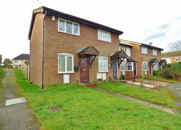 Thumbnail 1 bed end terrace house for sale in St. Lukes Close, Swanley