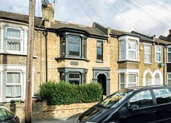 Thumbnail 4 bed terraced house for sale in Clacton Road, London