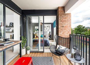 Thumbnail 2 bed flat for sale in Wyke Road, Hackney Wick