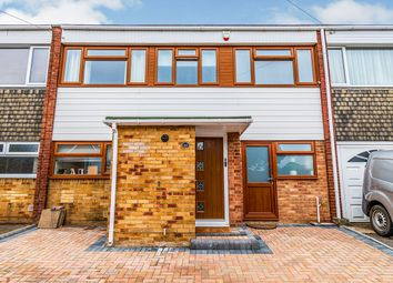 Thumbnail 4 bed terraced house for sale in Old Redbridge Road, Southampton, Hampshire