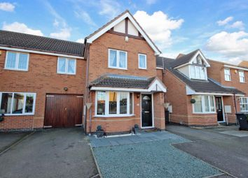Thumbnail 3 bed terraced house for sale in Melrose Drive, Elstow, Bedford