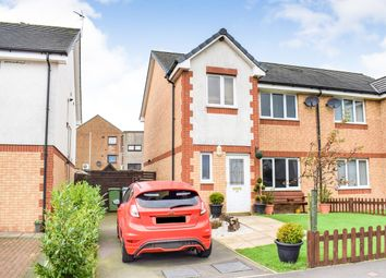 Thumbnail 3 bed semi-detached house for sale in 17 Meadowfoot Road, Ecclefechan, Dumfries & Galloway