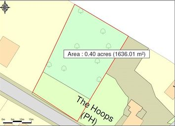 Land for sale in High Street, Great Eversden, Cambridge CB23