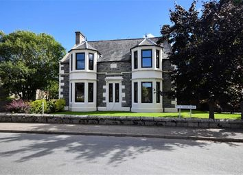 Thumbnail 1 bed flat for sale in Woodside Avenue, Grantown-On-Spey