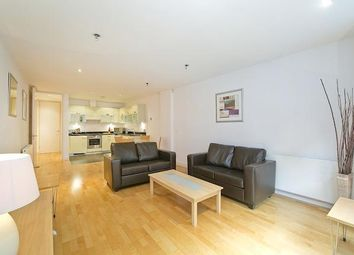 Thumbnail 1 bed flat to rent in Saffron Hill, London